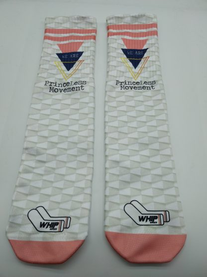 PRINCELESS MOVEMENT SOCKS