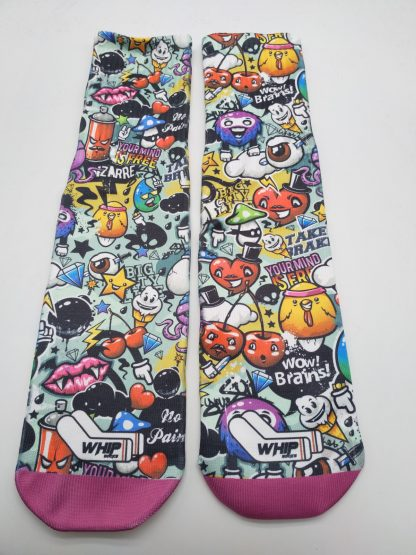 GRAFFITI SOCKS