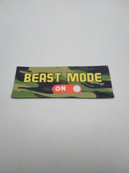 BEAST MODE HEAD BAND