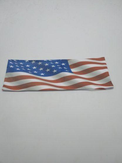 AMERICAN FLAG HEAD BAND