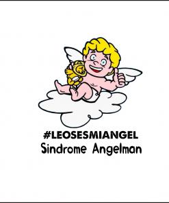 LEO ES MI ANGEL