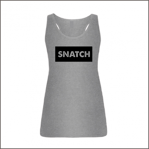 PRACTICE SNATCH TIRANTES SHIRT CHICA