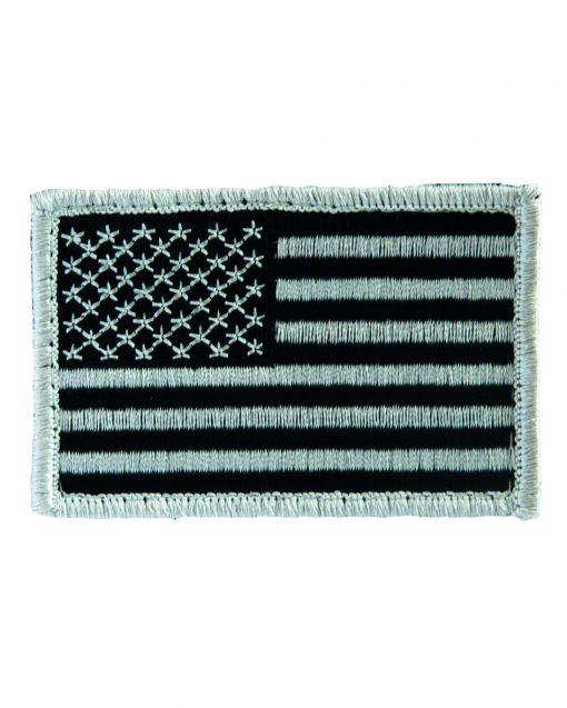 Parches bandera USA ACU cinta cierre clásica e invertida