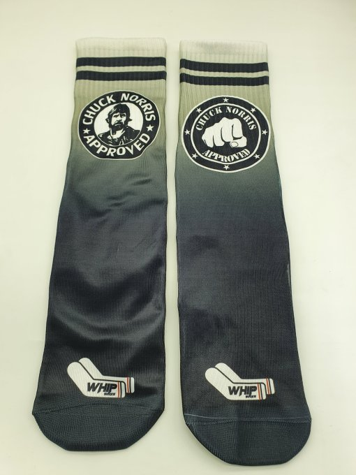CHUCK NORRIS APPROVED SOCKS